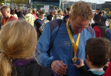 Frankfurt Marathon 2009